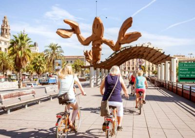 barcelona crab
